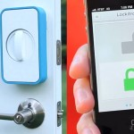 Keyless entry using your phone