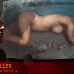 Rob Zeller – Artist Spotlight (The National Arts Club, NYC 2013)